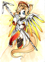 Mercy by Pingwinowa