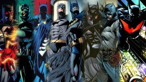Batmen: Yesterday, Today, Tomorrow, and Beyond! by deadwade11