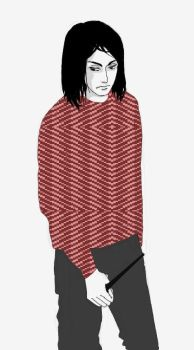 young severus by baronsabbath