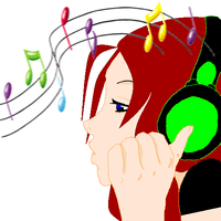 Music Girl by FanGirl91193
