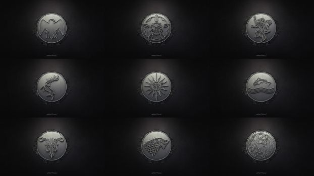 Game Of Thrones Wallpaper Series 2014 by Lacza