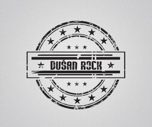 Dusan Rock logo by Lifety