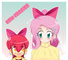 Bow Buddies by StaleMeat