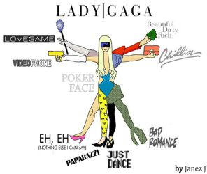 The GaGa by Janez21