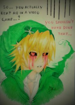 Oh No You Didn't! [BEN Drowned] by Six-0-6