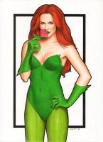 Poison Ivy by Promethean-Arts