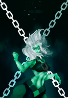 [SU] Our Prison |Malachite| by DJOwlQ0410