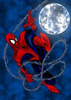 Spider-Man - Again by pascal-verhoef
