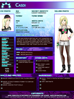 SGPA TEMPLATE with Casdi by Sparvely