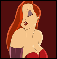 Jessica Rabbit by MrEasyMuffin