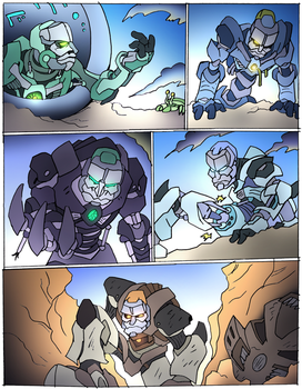 The Toa- 6- Joining together by NickinAmerica