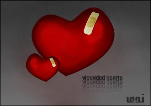 woundedhearts by nalazhar