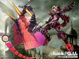 Hack G.U Haseo by Soul-Tiger