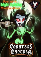 Countess Chocula - Glow-in-the-Dark by PlayboyVampire