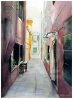 Burano by Miliedessine