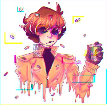 pill boy [ marble hornets ] by cosmik-junky