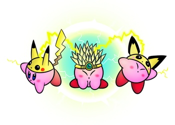Every Kirby Ever #16 by Colonel-Majora-777