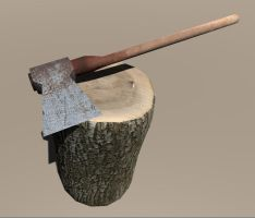 Firewood Ingame 3 by Drakes-Legacy