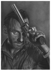Rick Grimes by mcgrath800