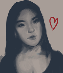 First digital painting in a while by nummuke