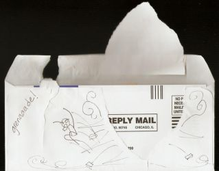 Junk mail angst 2 by ColdFlameZero