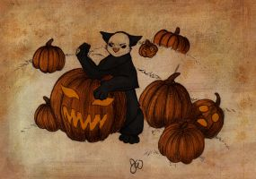 .This is Halloween. by CandyBug