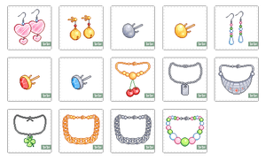 Pixel - WW Jewelery by firstfear