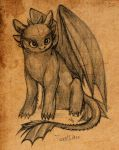 Toothless .D by Mistrel-Fox