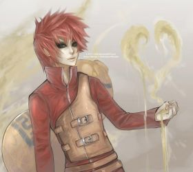 Gaara for Lappalaa by Cizu