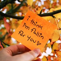 Fallin For You by WhitneyAlise
