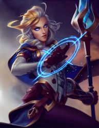 Jaina Proudmore by JessiBeans