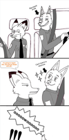 Male talk. The Mark Extra Page 4 by Koraru-san
