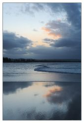 The Pass, Byron Bay - sunset 6 by wildplaces