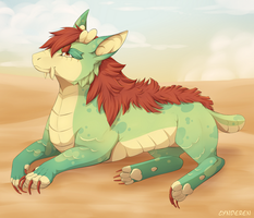 Tanis by Cynderen