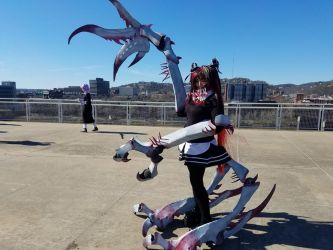 Calne Ca - Bacterial Contamination Cosplay by LoliSmartz