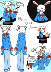 [Casino Gang]-Hopus Pocus by HerrenLovesFNAF