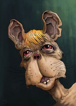 Rotten rodent by phoebus-chango