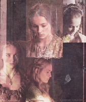 sansa and cersei by Linds37