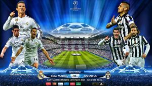 REAL MADRID - JUVENTUS CHAMPIONS LEAGUE SEMI-FINAL by jafarjeef