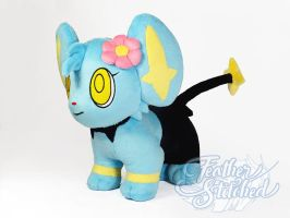 Shinx Plush by FeatherStitched