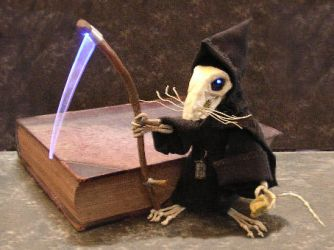 Death of Rats - Pratchett by Smaggers