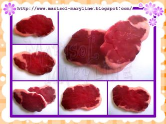 Steaks by Marisol-Maryline