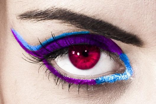 Candy Eye by Snowshi