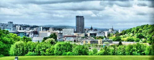 City: Sheffield 31 by letTheColorsRumble