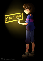continue by Dreamphony