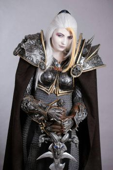 Jaina Lich Queen by Katfromrivia