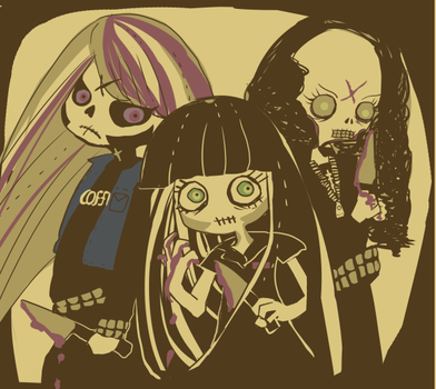 Living Dead Dolls Killbaby by akizato929