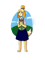 Isabelle by Tabbie-Kat