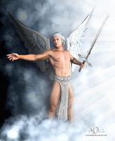 Let me be your Guardian Angel by mike-reiss