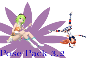 MMD Pose Pack 3.2 by MMD-Nay-PMD